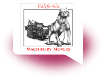 Jim Salazar @ California Machinery Movers